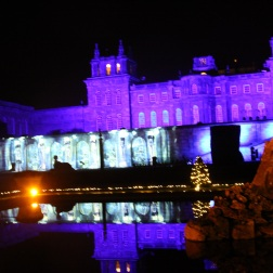 BLENHEIM PALACE CHRISTMAS TRAIL 2017 195