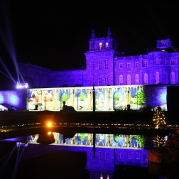 BLENHEIM PALACE CHRISTMAS TRAIL 2017 197
