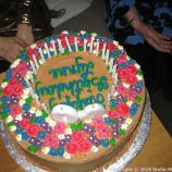 LYNNE'S 60TH BIRTHDAY LUNCH, 185 WATLING STREET (14)
