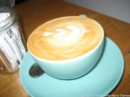 TEN HANDS CAFE, LATTE 001