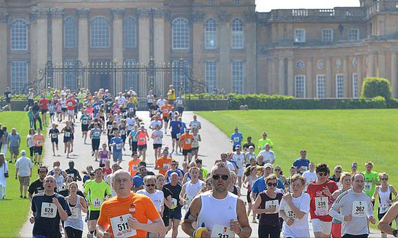 Fitness 2018 – Blenheim 7k, Blenheim Palace