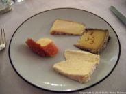 CHATEAU D'ETOGES, MENU GOURMANDE, CHEESES 011