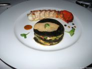 CHATEAU D'ETOGES, MENU GOURMANDE, LOBSTER TWO WAYS, CRUSTACEAN SAUCE 004