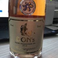 DON'S ROSE BRUT, SKAERSGAARD 2014 001