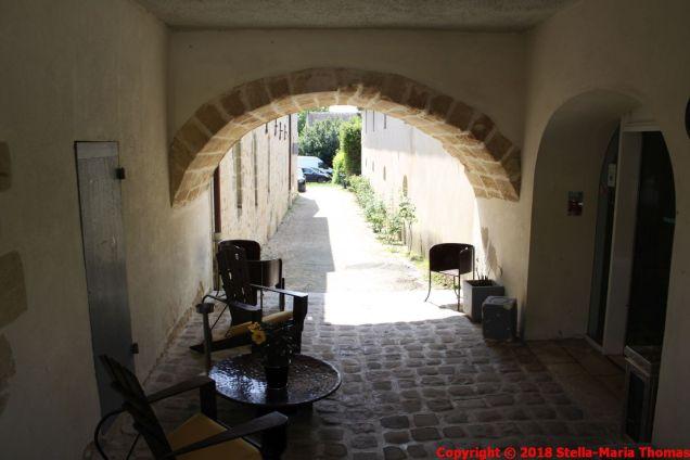 HOTEL RESTAURANT LA CITADELLE, BLAYE 001