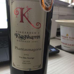 KLAGSHAMM, PHANTASMAGORIA 2013 001