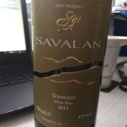 SAVALAN, TRAMINER 2013 001