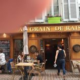 AU GRAIN DE RAISIN, PAU 003