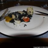 BORDEAUX DINNER CRUISE, SQUID WITH BLACK RICE 046