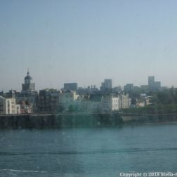 CAP FINISTERRE, ARRIVING IN PORTSMOUTH 007