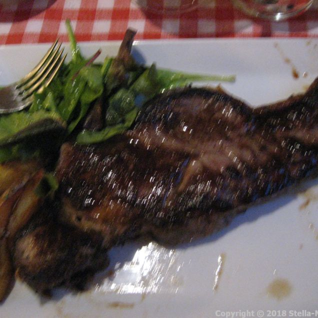 CHEZ CANAILLE, PAU, PIECE OF BEEF, CHIPS 008