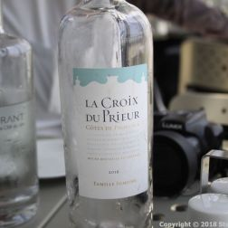 LE 7, BORDEAUX, WATER AND WINE 006