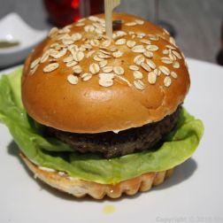 LE BORDEAUX GORDON RAMSAY, BURGER 003