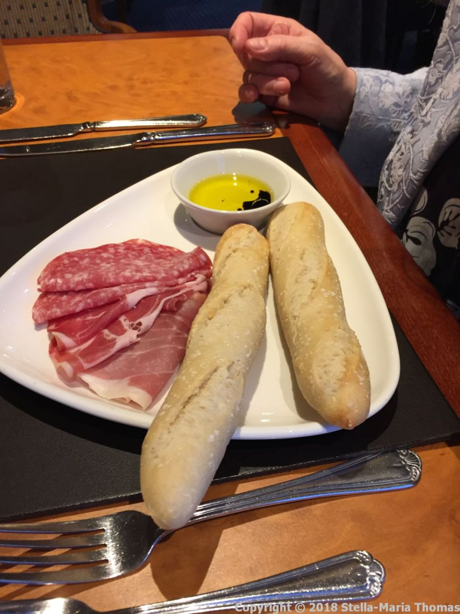 PRIDE OF ROTTERDAM, THE BRASSERIE, CHARCUTERIE 001