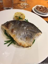 PRIDE OF ROTTERDAM, THE BRASSERIE, SEA BREAM 004