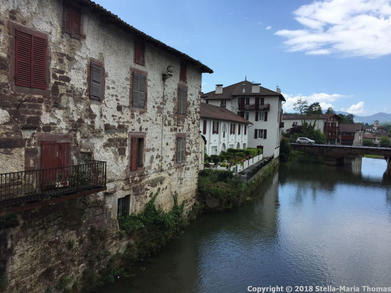 Travel/Food 2018 – French Road Trip, Day 17, Pau, Gan, Saint-Jean-Pied-de-Port, Larrabetzu, Amorebieta
