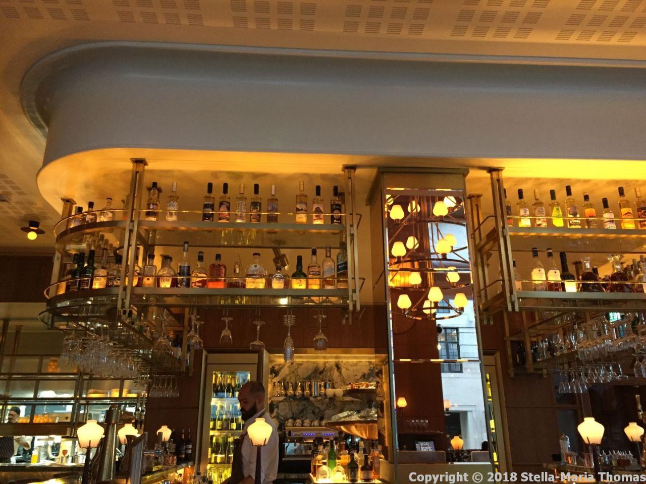 Food/Drink 2018 – Balans Seven Dials Café, Aquavit,London