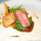 MURRAYS, BEDFORDHIRE BEEF FILLET, HORSERADISH, YOUNG CARROTS, OXTAIL 014
