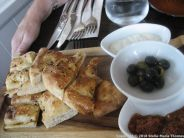 OLIVE TREE, FLATBREADS, YOGURT, TOMATO DIP 003