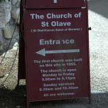 SAINT OLAVE'S CHURCH, YORK 005