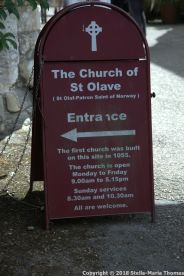 SAINT OLAVE'S CHURCH, YORK 005