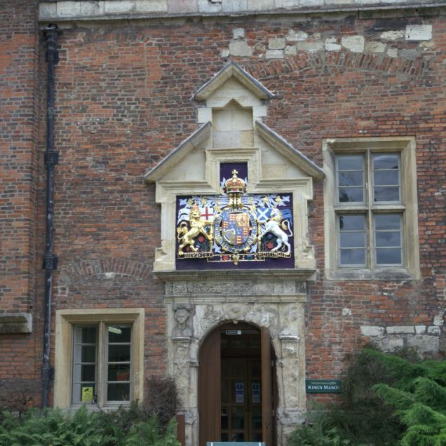 THE KING'S MANOR, YORK 002