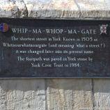 WHIP-MA-WHOP-MA-GATE, YORK 002