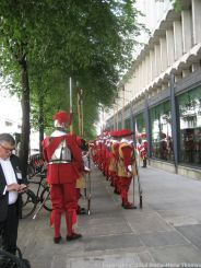 WORSHIPFUL COMPANY OF CARMEN, CART MARKING 2018 104