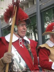 WORSHIPFUL COMPANY OF CARMEN, CART MARKING 2018 120