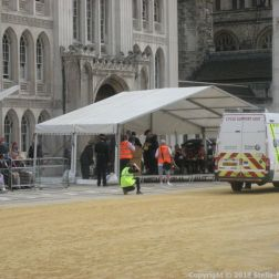 WORSHIPFUL COMPANY OF CARMEN, CART MARKING 2018 127