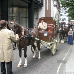 WORSHIPFUL COMPANY OF CARMEN, CART MARKING 2018 162