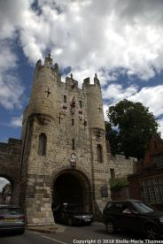 YORK CITY WALLS 105