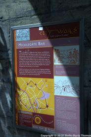 YORK CITY WALLS 107
