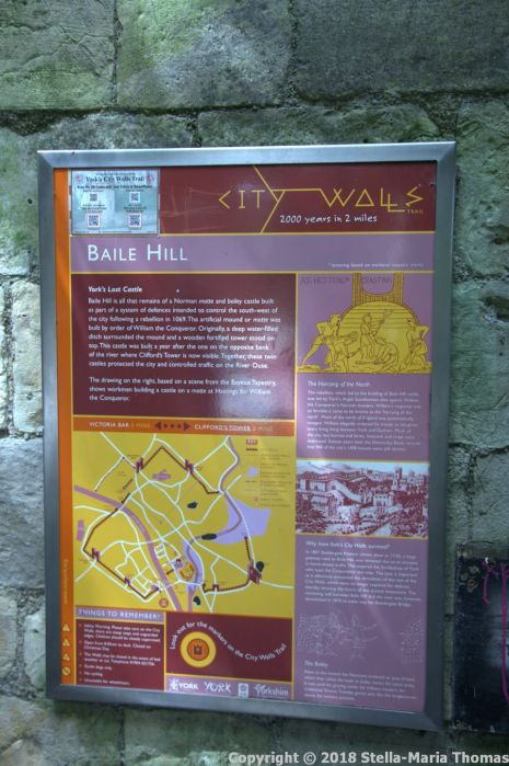 YORK CITY WALLS 119