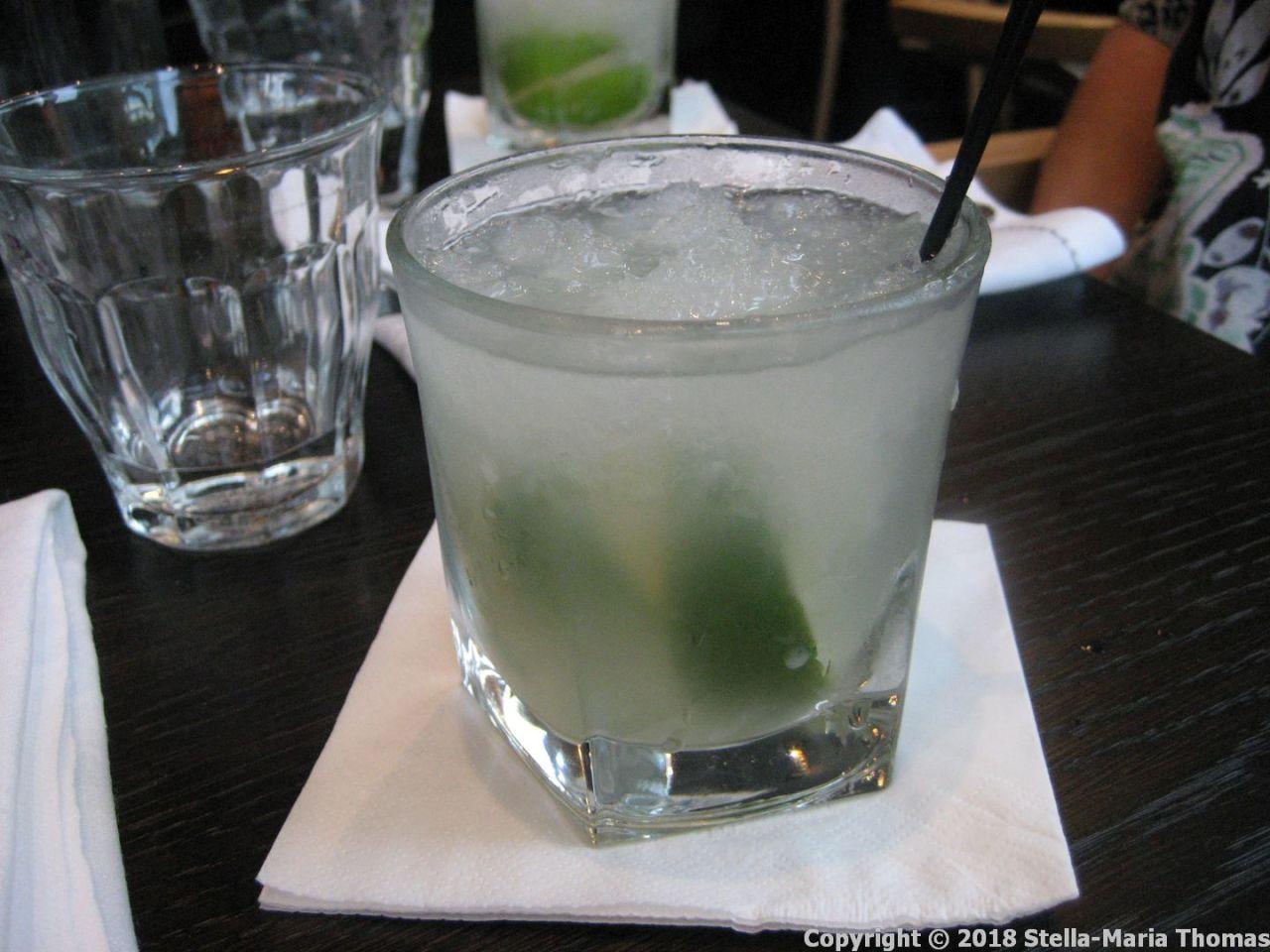 Food 2019 – Cocktail Recipes (Caipirinha, Sinatra Smash, Long Mango, KentuckySmash)
