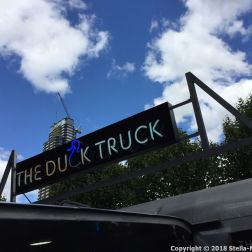 SPITALFIELDS MARKET, THE DUCK TRUCK 009