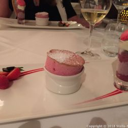 THE HARROW AT LITTLE BEDWYN, RASPBERRY SOUFFLE, HEGGGIES BOTRYTIS RIESLING 2015, EDEN VALLEY, AUSTRALIA 026