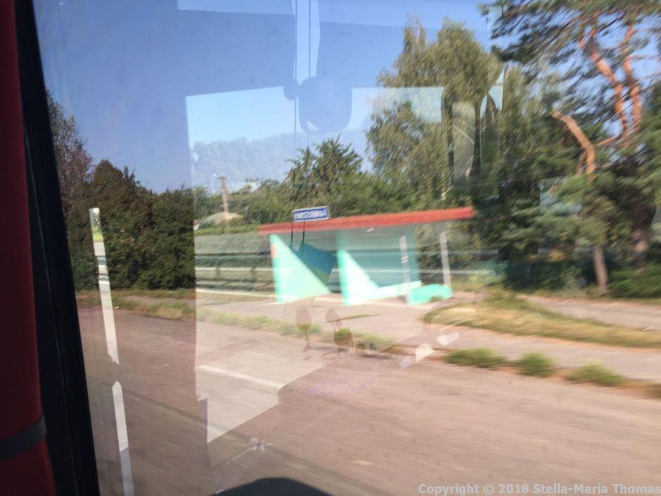 ON THE ROAD, THE UKRAINE 009