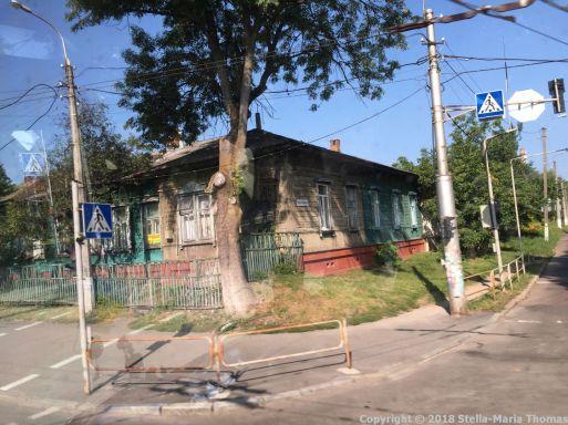 ON THE ROAD, THE UKRAINE 012