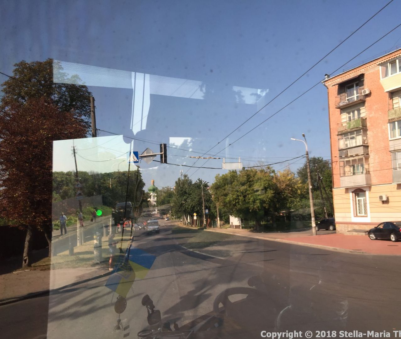 ON THE ROAD, THE UKRAINE 022