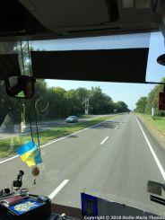 ON THE ROAD, THE UKRAINE 029