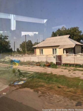 ON THE ROAD, THE UKRAINE 036