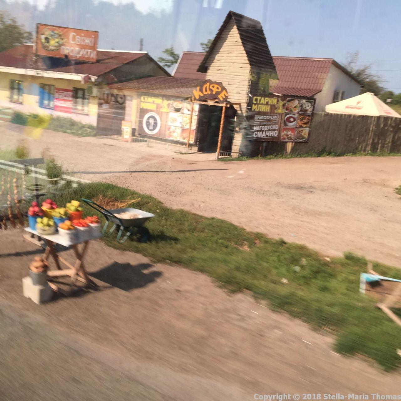 ON THE ROAD, THE UKRAINE 045