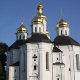 SAINT CATHERINE'S CHURCH, CHERNIHIV 002