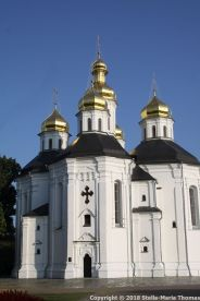 SAINT CATHERINE'S CHURCH, CHERNIHIV 002