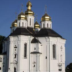 SAINT CATHERINE'S CHURCH, CHERNIHIV 003