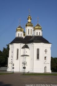 SAINT CATHERINE'S CHURCH, CHERNIHIV 004