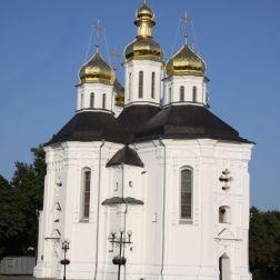 SAINT CATHERINE'S CHURCH, CHERNIHIV 004