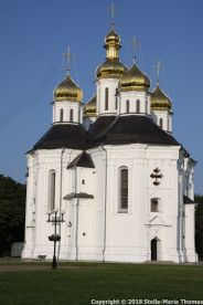 SAINT CATHERINE'S CHURCH, CHERNIHIV 005