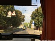 TROLLEY BUS IN CHERNIHIV 001